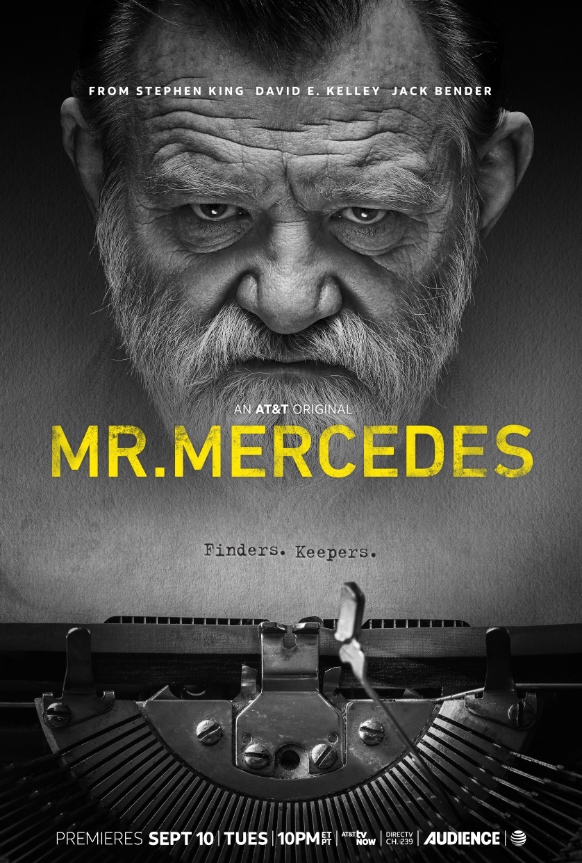 Mr Mercedes Season 3 KeyArt