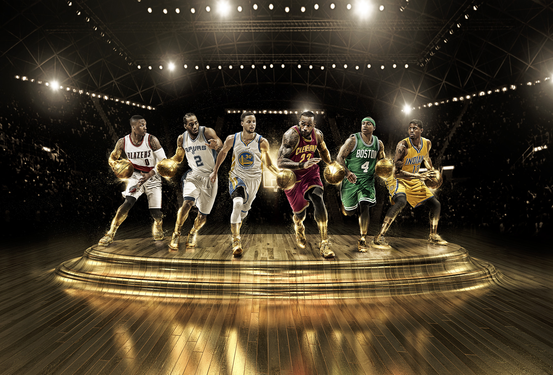 NBA LeaguePass Keyart